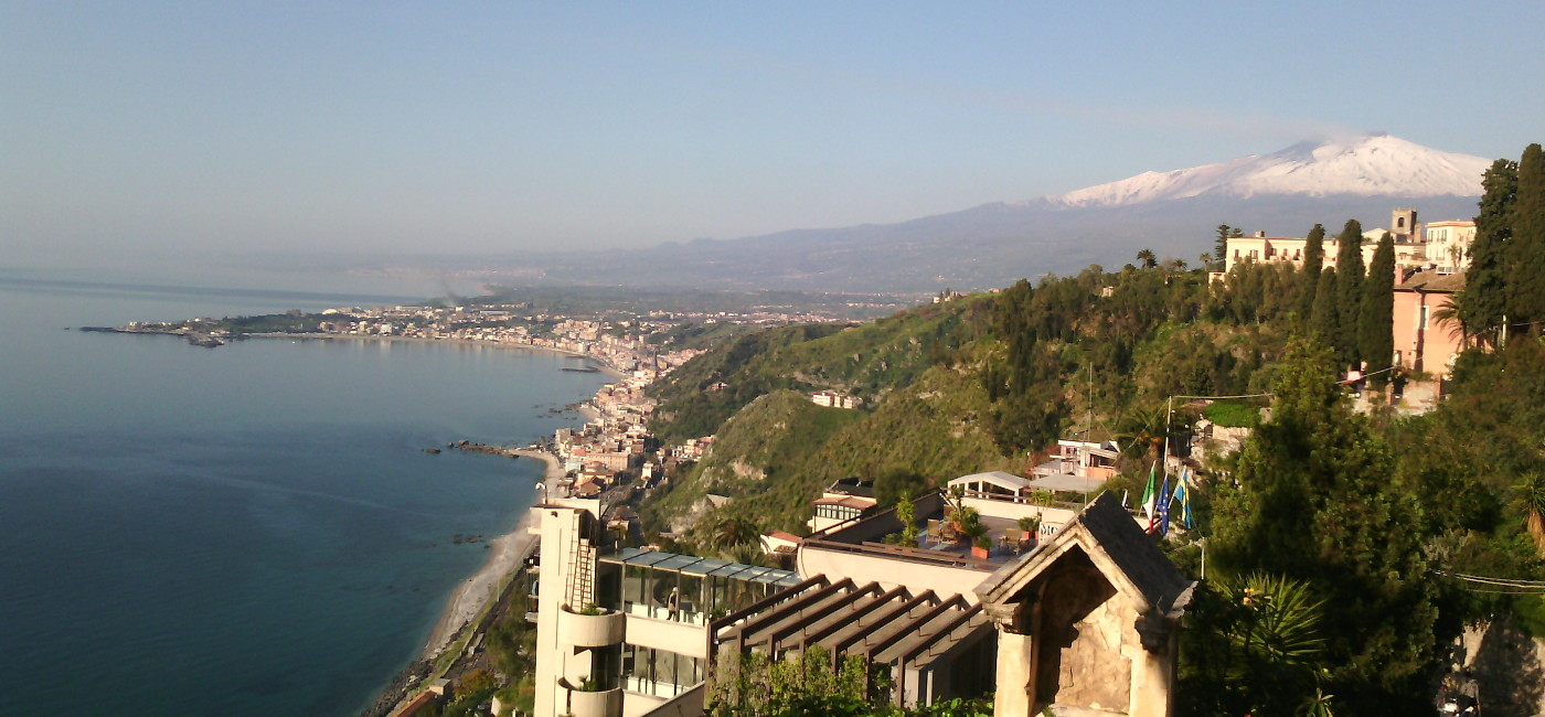Hire A Car And Driver In Sicily
